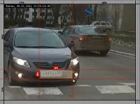 Модуль распознавания автомобильных номеров (автопарковки)